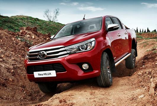 Toyota Hilux Customer Review